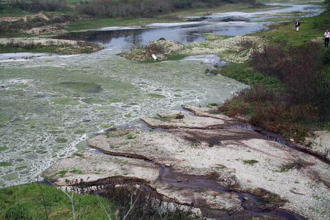 Υψηλά επίπεδα ρύπανσης στους ποταμούς